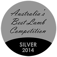 Illawong Texel Lamb - Silver Winner of Australias Best Lamb Competition